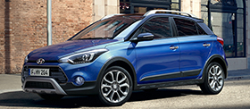 Jaunais i20 Active Cross